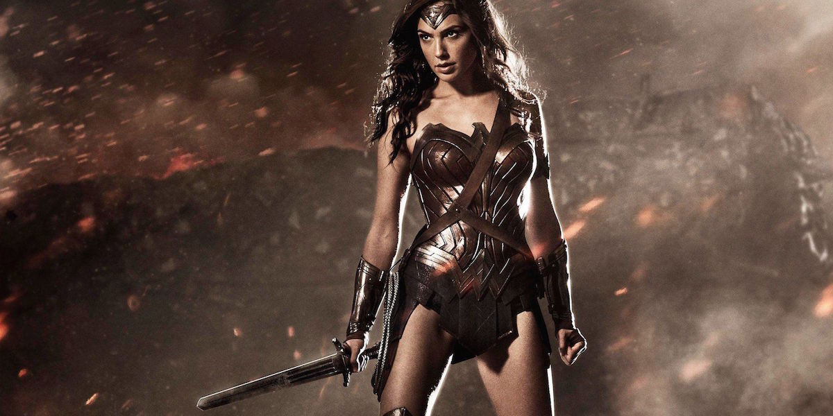 Here's How You Can See All of Gal Gadot's Gorgeous 'Wonder