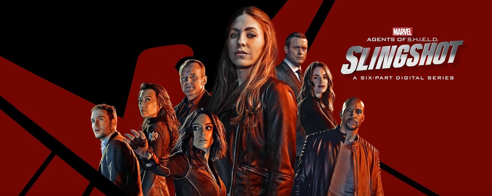 "Websérie ""Agents of S.H.I.E.L.D.: Slingshot"" disponível no YouTube"