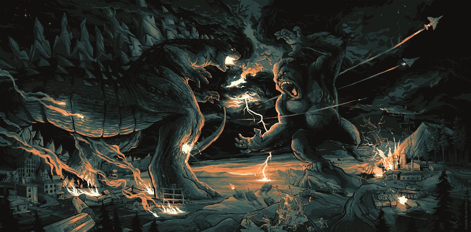 https://cinemaplanet.pt/wp-content/uploads/2017/03/Godzilla-vs-King-Kong-by-Charlie-Layton.jpg