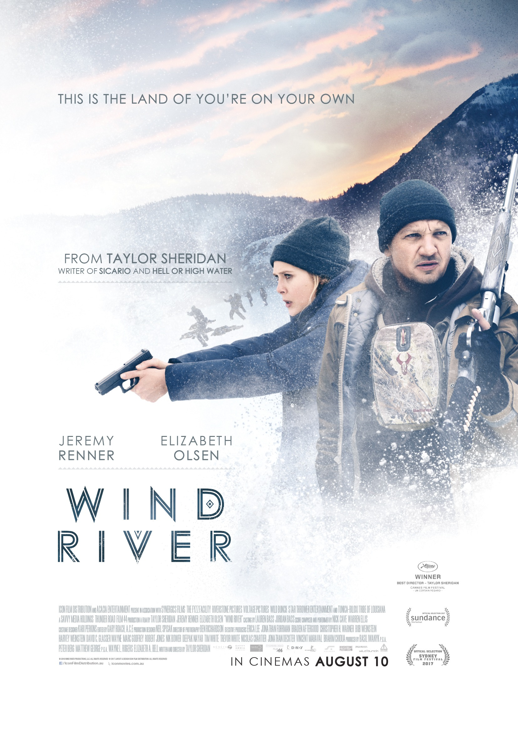 Image result for cinema wind river
