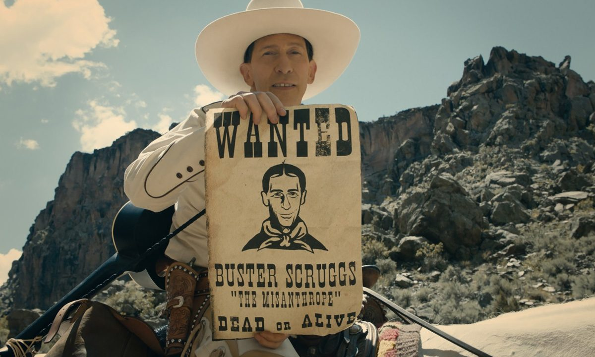 "Netflix apresenta trailer de ""A Balada de Buster Scruggs"""