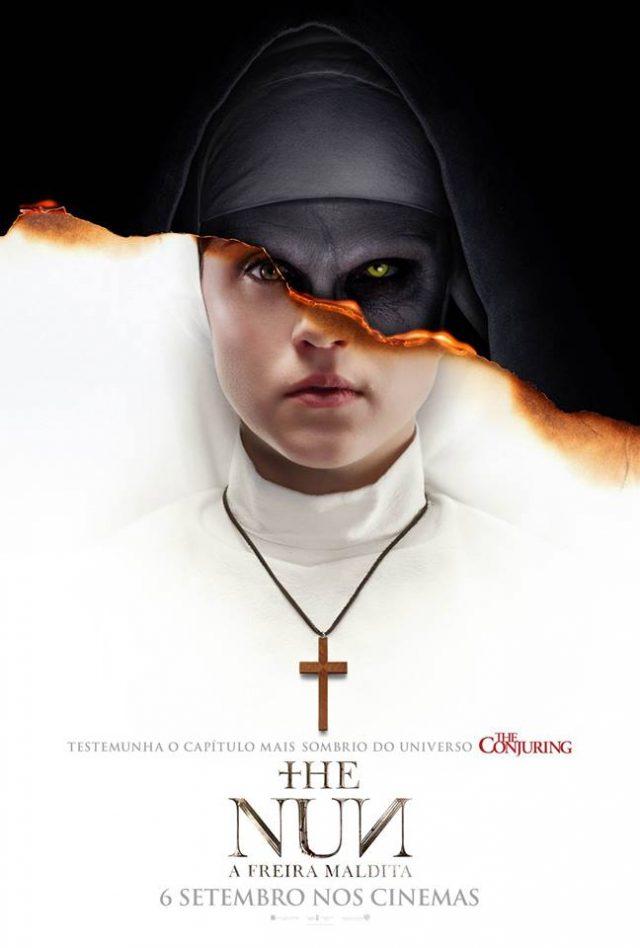 """The Nun – A Freira Maldita"" – Melhor que o desastre anunciado"