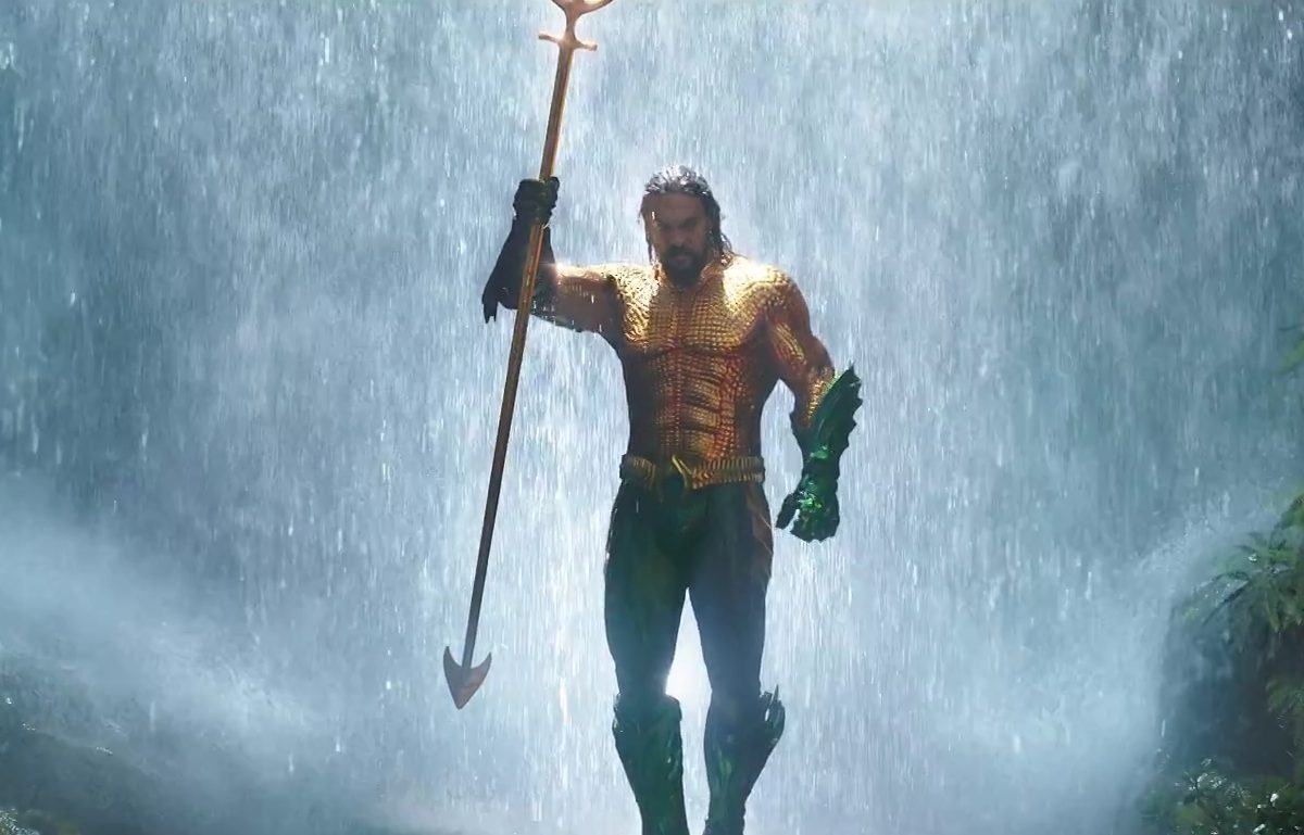 Aquaman – Divulgado trailer final do filme de James Wan