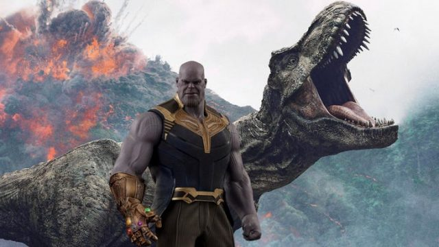 https://cinemaplanet.pt/wp-content/uploads/2018/11/Thanos-and-T-Rex-From-Jurassic-World-Fallen-Kingdom-640x360.jpeg