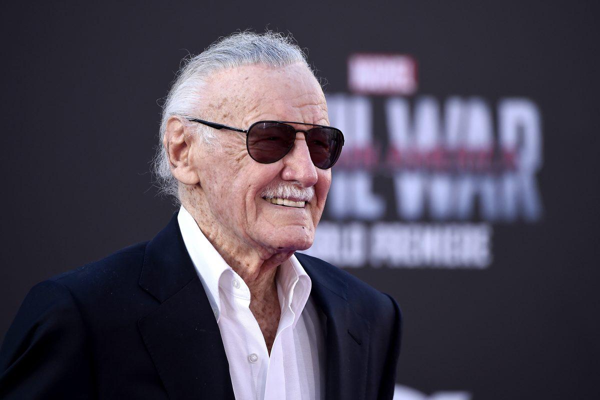 Stan Lee, o Pai da Marvel, morreu hoje aos 95 anos