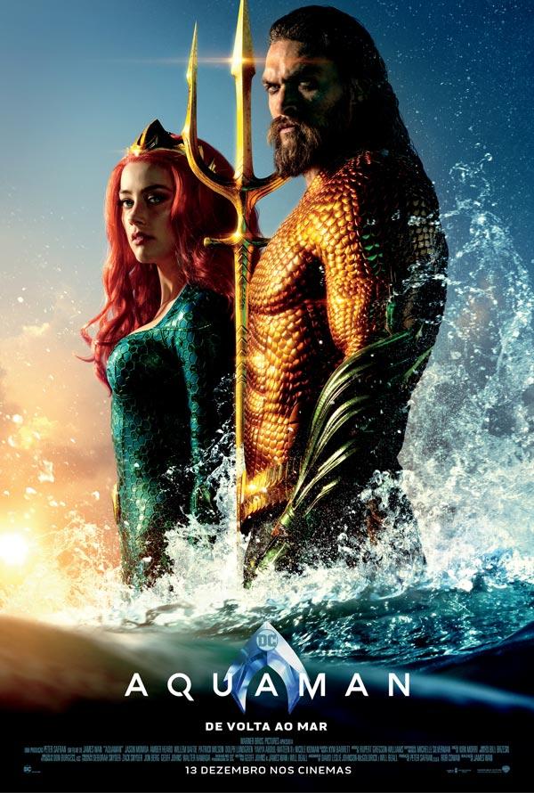 Aquaman – Uma aventura subaquática