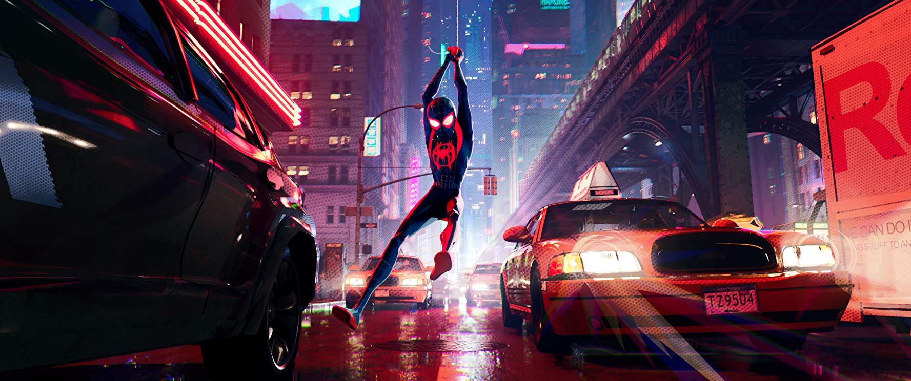 Homem-Aranha: No Universo Aranha