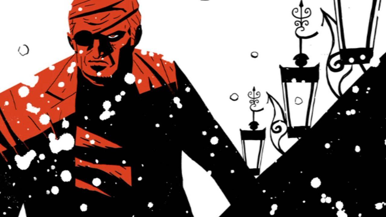 Dark Horse Comics Polar Netflix