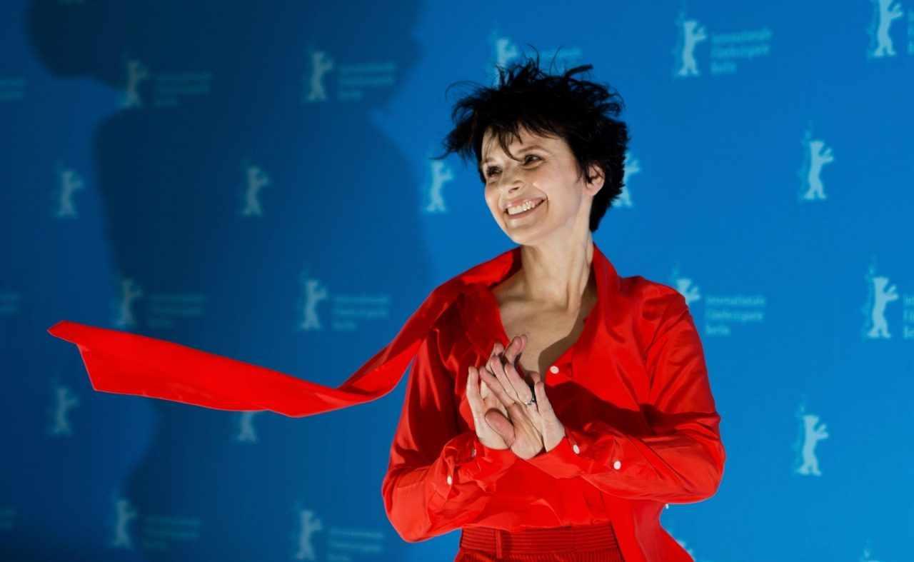 Juliette Binoche jury berlinale