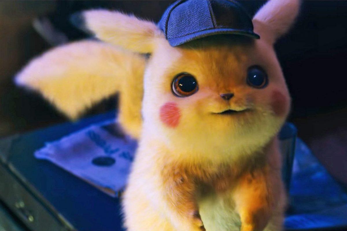 """Novo spot de TV de """"Pokémon Detective Pikachu"""""""