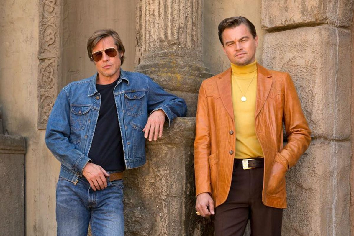 "Chegou o primeiro trailer de ""Once Upon a Time in Hollywood"""