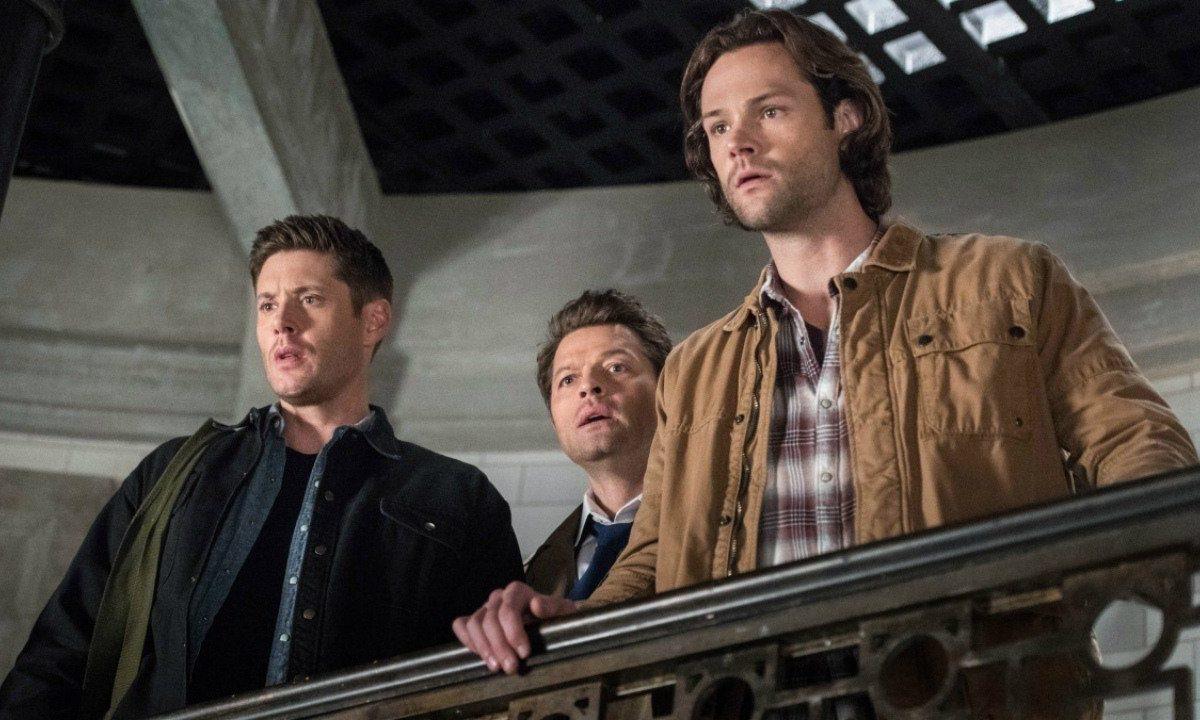 """""""Sobrenatural"""" acaba ao fim de 15 temporadas"""