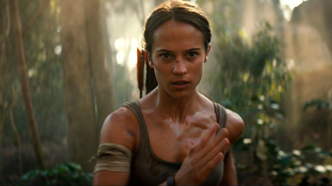 Alicia Vikander Vai Regressar Para Tomb Raider 2