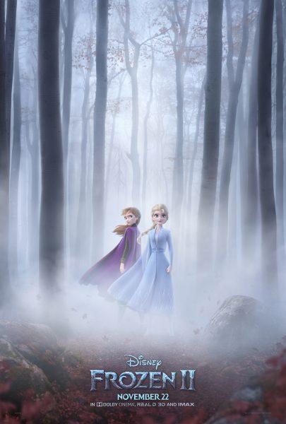 Frozen 2: O Mistério do Gelo