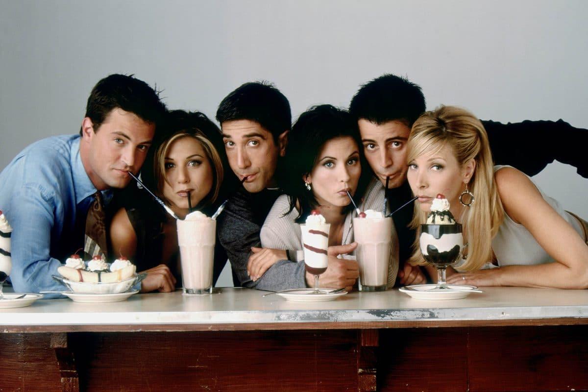 FRIENDS disponível na HBO Portugal a 1 de julho