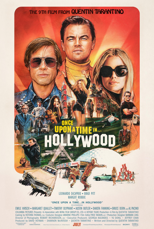 Era Uma Vez em... Hollywood
