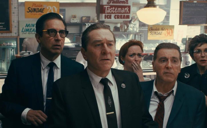 """O trailer final de """"O Irlandês"""" chegou com imagens inéditas"""