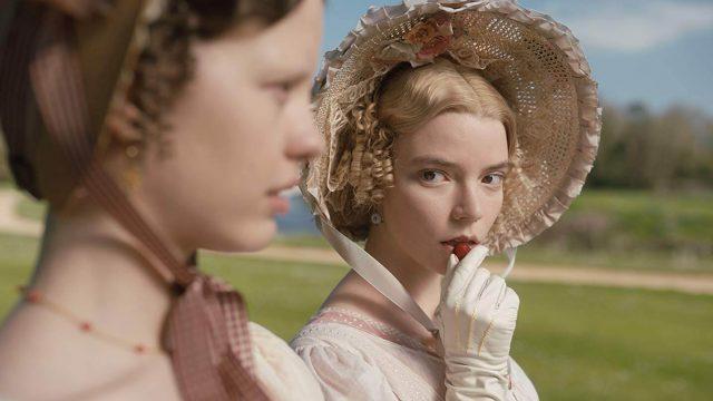 """Anya Taylor-Joy é """"Emma"""" na nova adaptação da obra de Jane Austen!"""