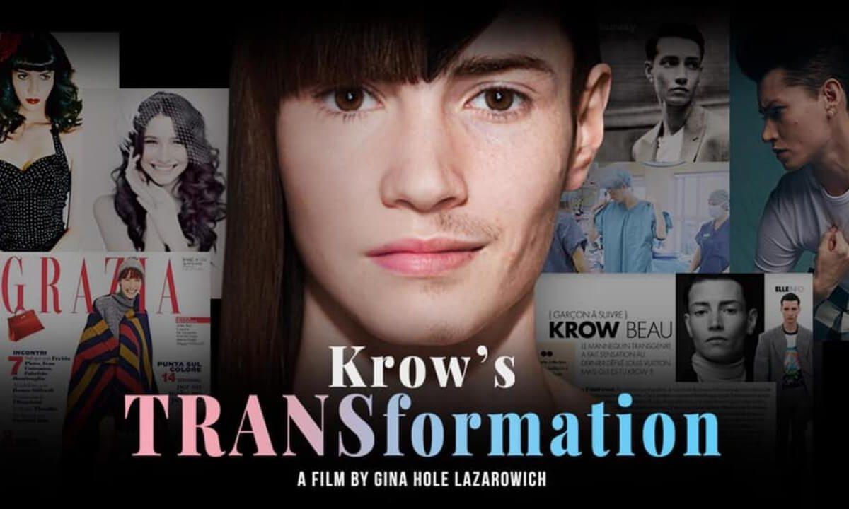 Let's Talk #63 – Elenco de Krow's TRANSformation