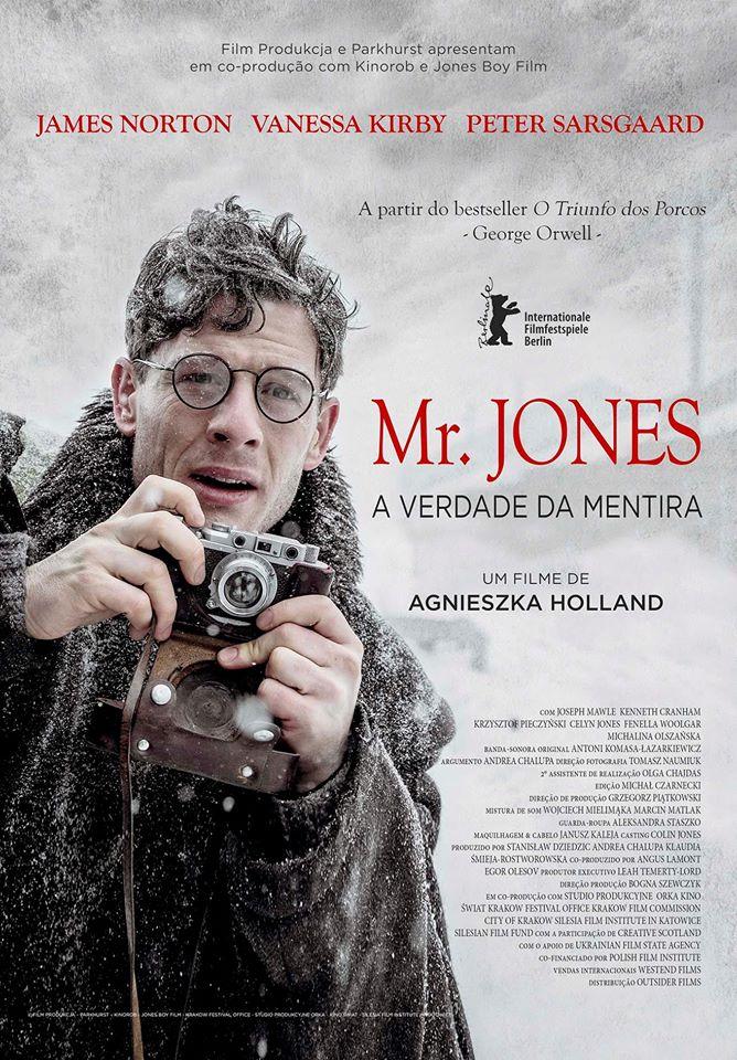Mr. Jones – A Verdade da Mentira