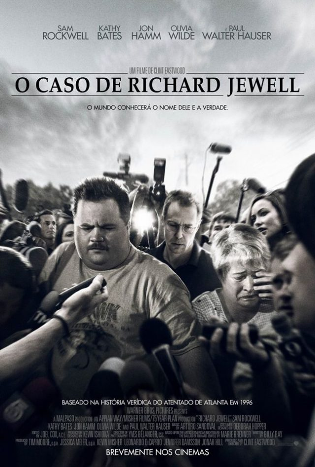O Caso de Richard Jewell – Clint Eastwood com mais do mesmo
