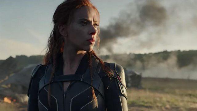Black Widow recebe o primeiro teaser trailer, o filme estreia em maio