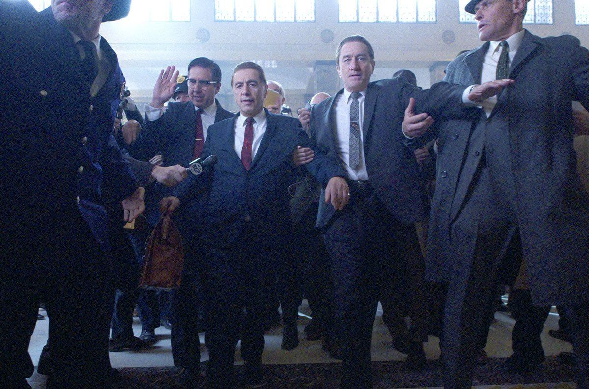 """O Irlandês – Scorsese apresenta """"O Padrinho"""" de uma nova geração"""