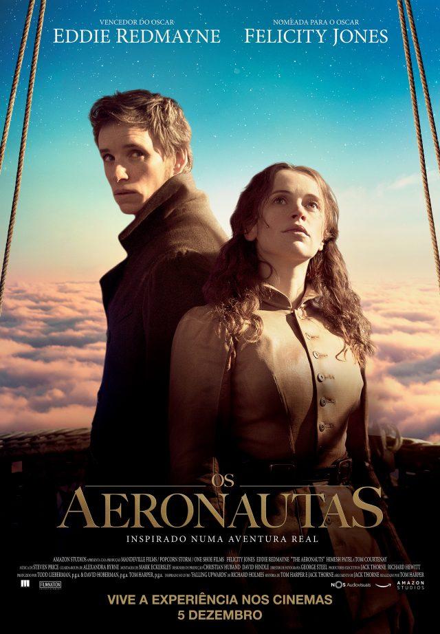 Os Aeronautas – Nunca é tarde para concretizar o sonho!