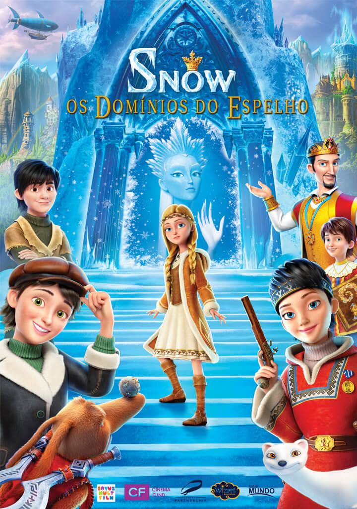 Snow – Os Domínios do Espelho