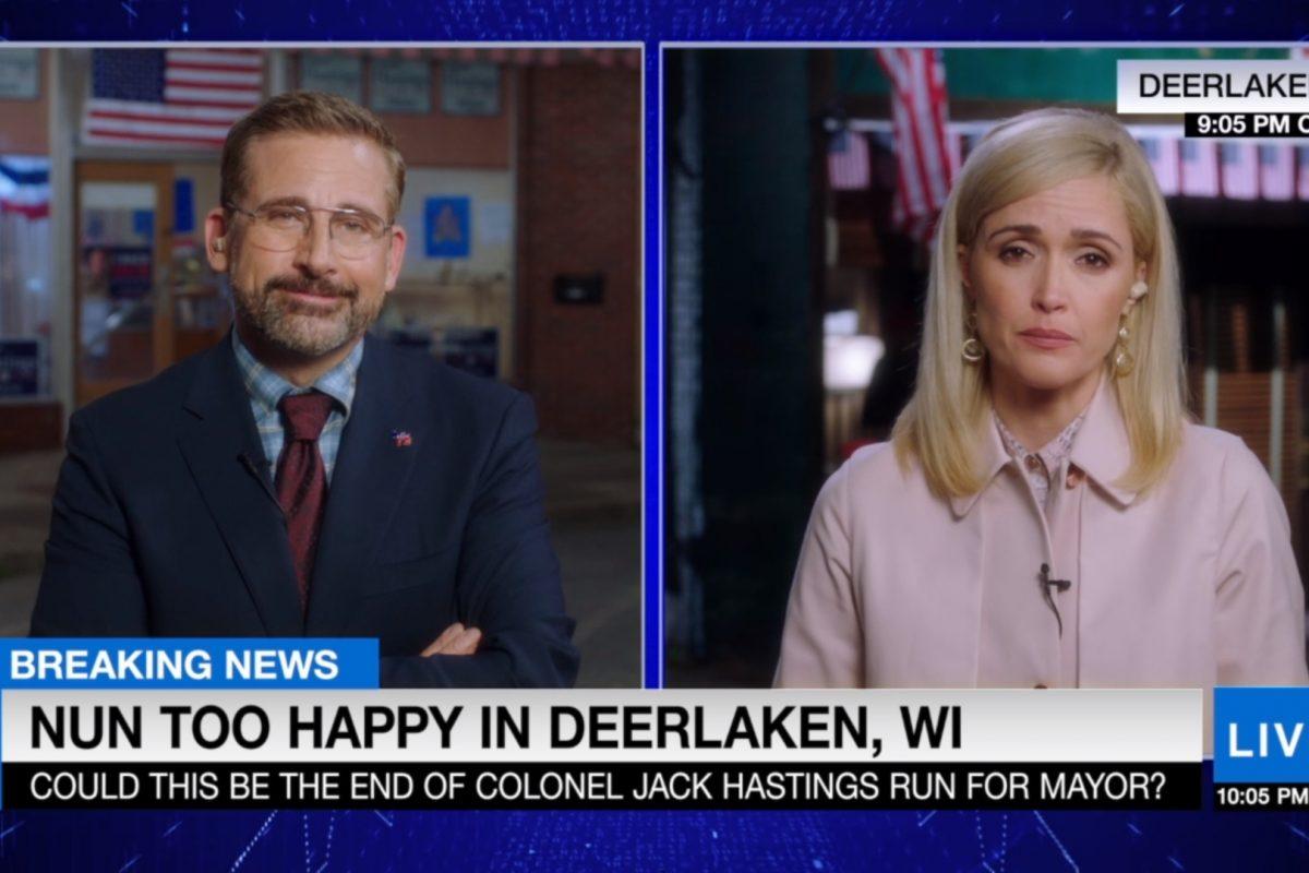 Irresistível | Steve Carell e os democratas na comédia de Jon Stewart