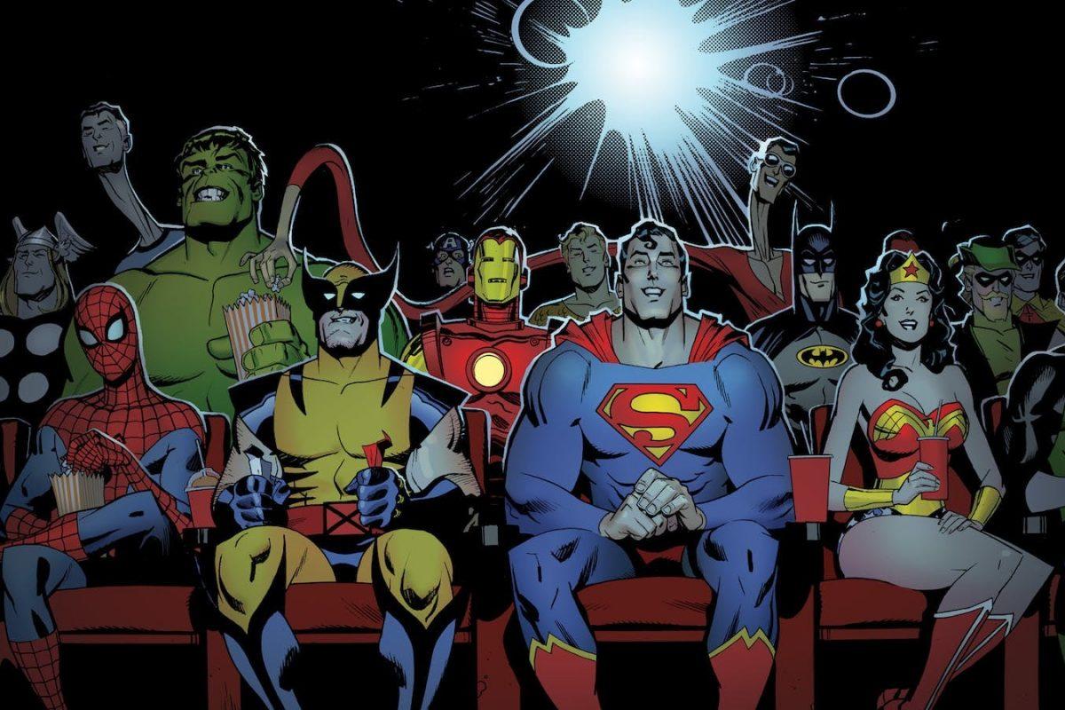 Todos os filmes de Super-Heróis até 2022 e mais além!