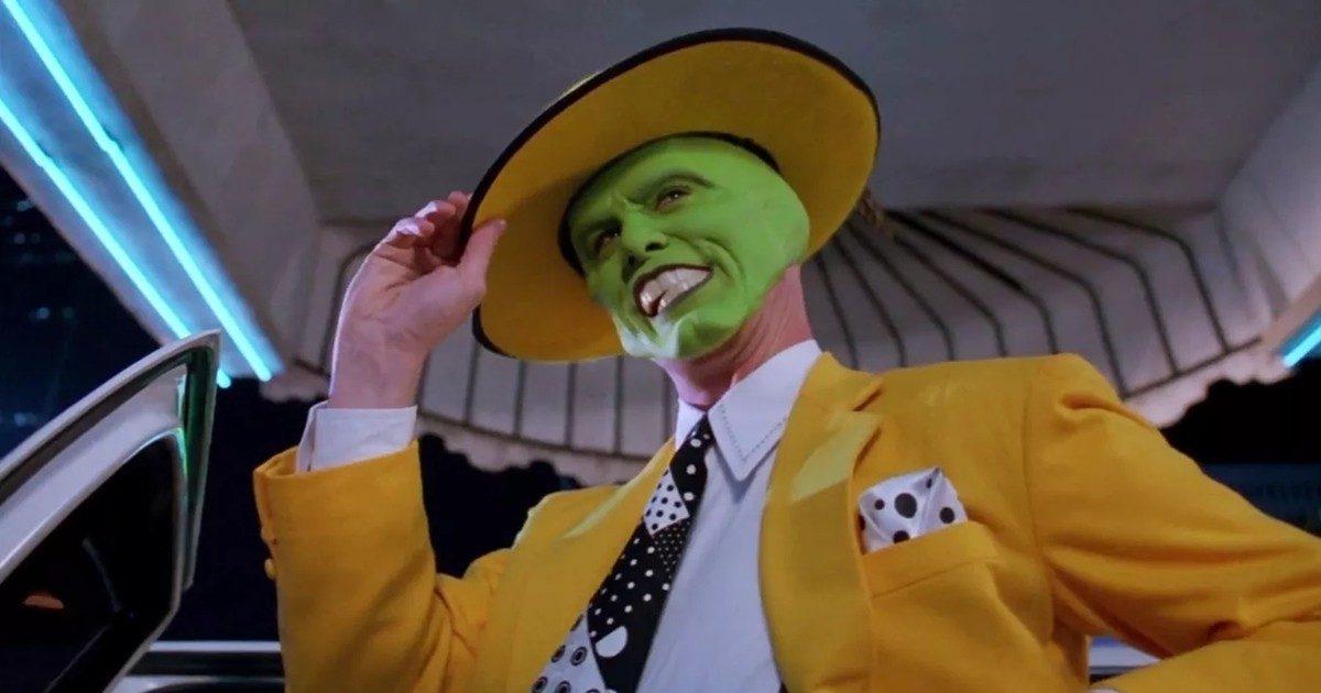 Jim Carrey pode vir a fazer a sequela de A Máscara
