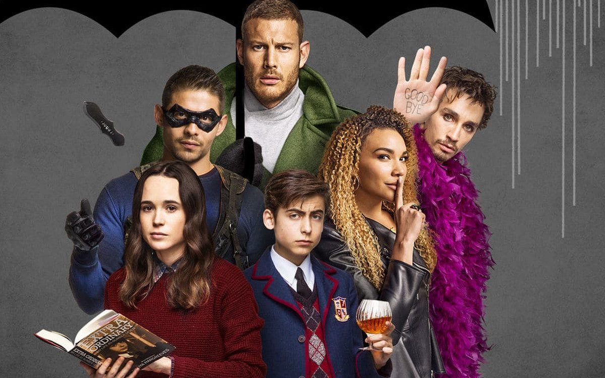 "A 2ª Temporada de ""The Umbrella Academy"" está para breve!"