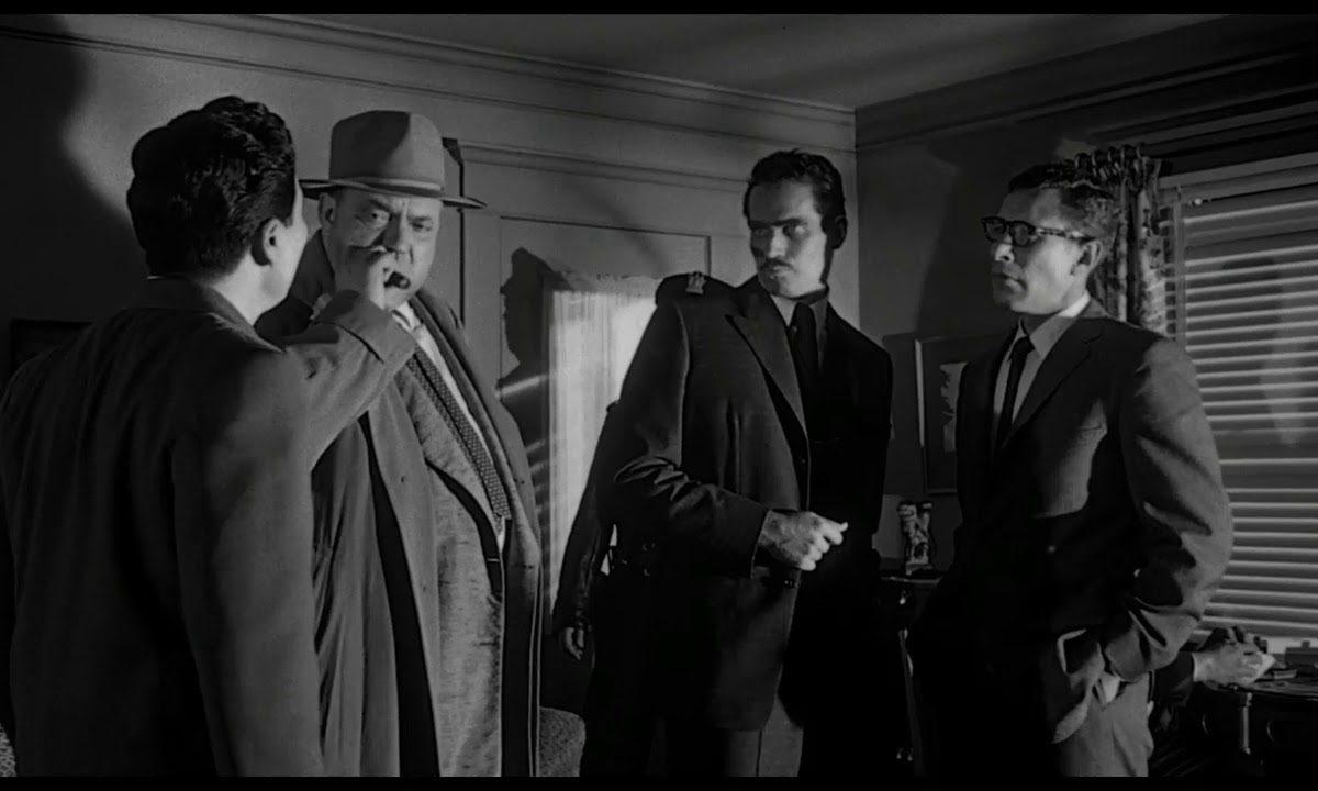 """1958, """"Touch of Evil"""" – A ténue linha entre o Bem e o Mal"""