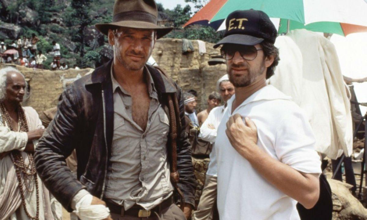 """Steven Spielberg não será o realizador de """"Indiana Jones 5"""""""