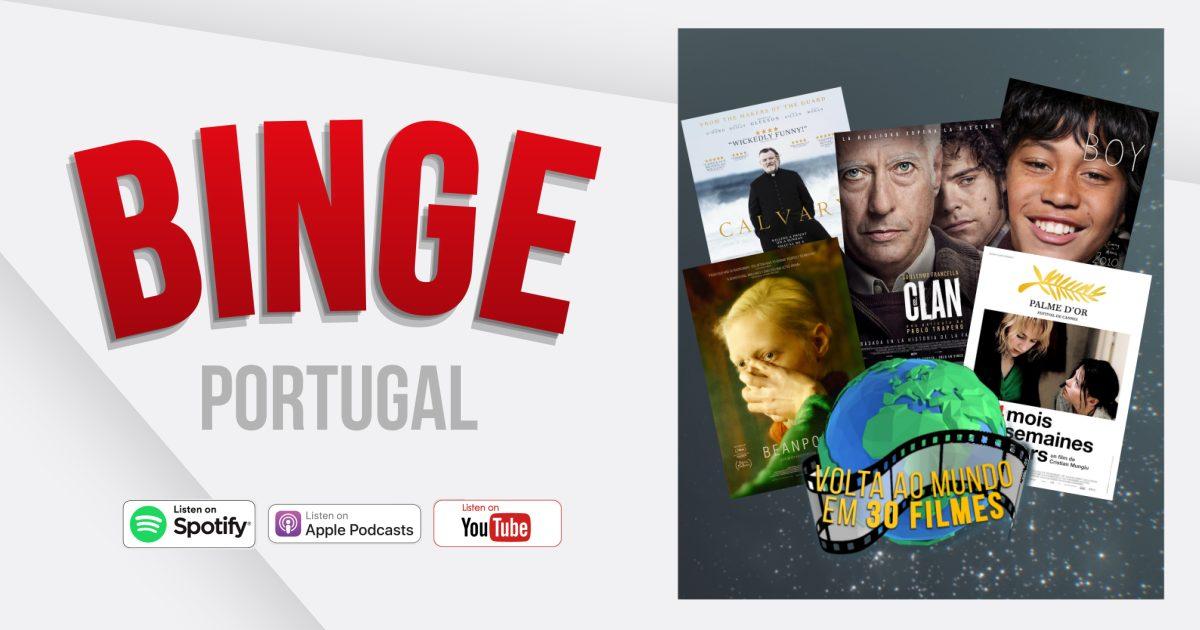 Binge Portugal – #1 Volta ao Mundo em 30 Filmes
