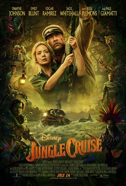 Jungle Cruise – A Maldição nos Confins da Selva