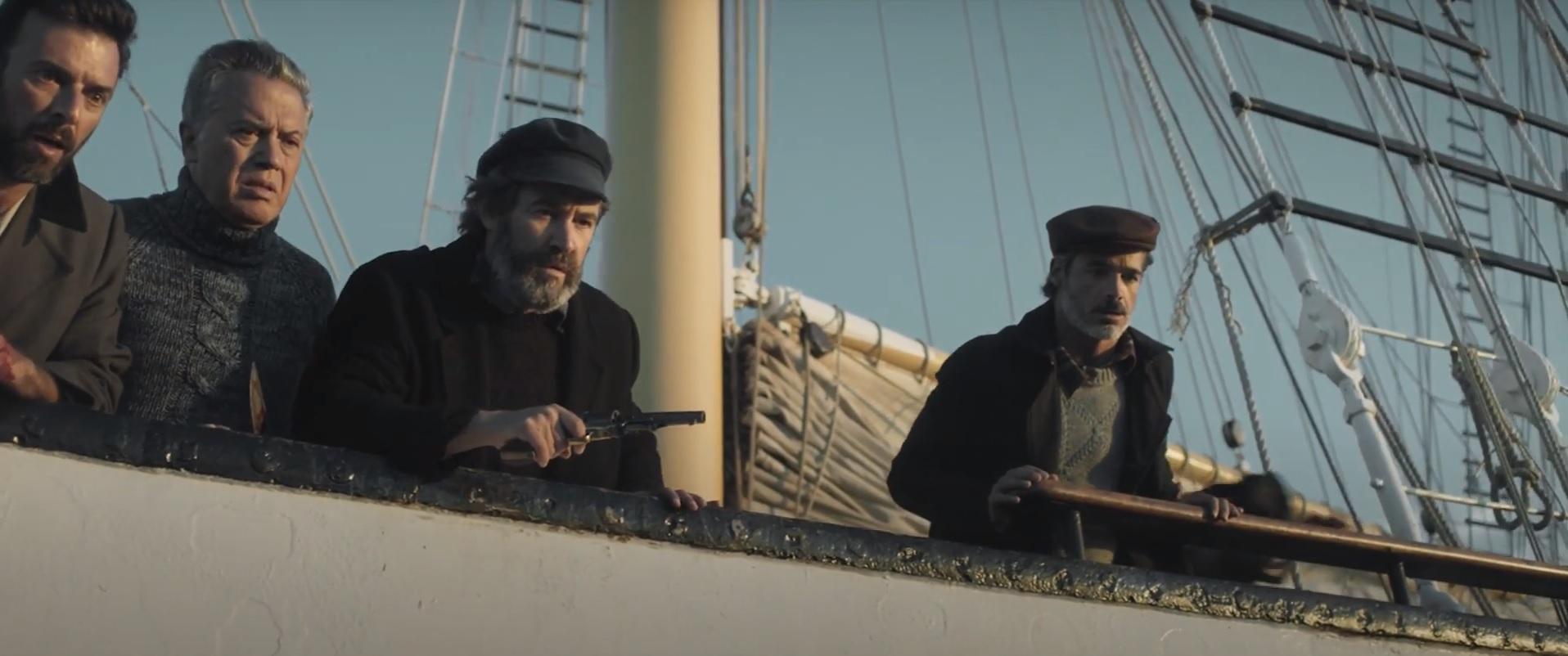 """Filme """"Terra Nova"""" estreia diretamente na televisão em formato série"""