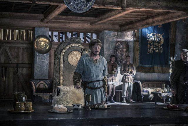 Guthred em The Last Kingdom