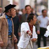 o cowboy da meia noite- o taxi