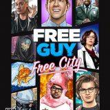 Free Guy poster GTA